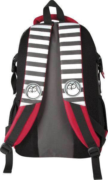Plecak szkolny SI-23 Simon's Cat Cool + piórnik zdjęcie 2