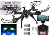 DRON EVOSTAR Explorer RQ77-14W z Kamerą WiFi 6Axis 3Aku Czarny Z25C zdjęcie 14