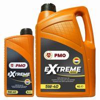 PMO EXTREME SERIES 5W40 100% PAO Olej silnikowy 5L