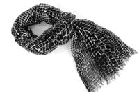 LEE ULTIMATE SCARF BLACK LW351801 $ ONE SIZE