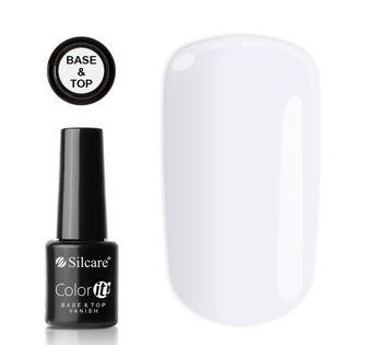 Silcare Base Top Vanish 2w1 baza i top 8g manicure