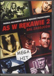 As w Rękawie 2 Bal Zabójców  DVD