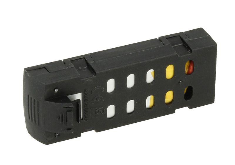 Zapasowy akumulator bateria do DRONA X12S 1000mAh micro USB Z443 zdjęcie 6