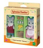 Sylvanian Families Właściciele supermarketu