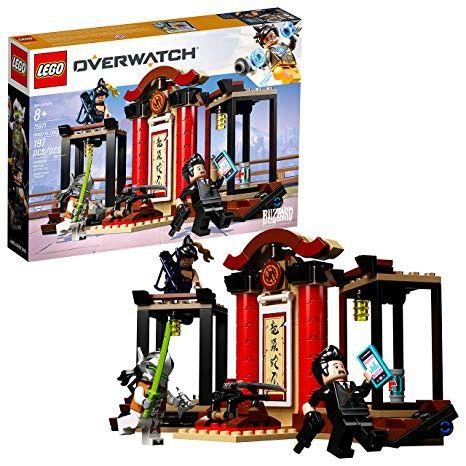 LEGO OVERWATCH Hanzo vs. Genji 75971 zdjęcie 1