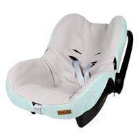 Baby's Only, Classic Ochraniacz na fotelik samochodowy 0+, Miętowy, WYPRZEDAŻ -50%