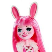 Enchantimals Lalka Bree Bunny i Twist