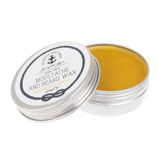 The Brighton Beard Company bardzo mocny wosk do brody i wąsów Mandarynka Drzewo Cedrowe 60 ml