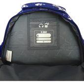 Trzykomorowy plecak szkolny St.Right 29 L, Daisies BP1 zdjęcie 5