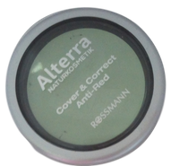 Alterra Anti Red zielony korektor