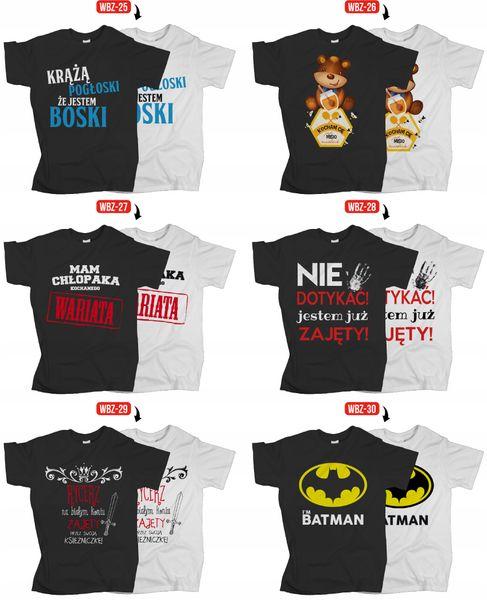 Koszulka dla NIEGO prezent walentynki T-shirt zdjęcie 16