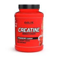 Evolite Creatine Monohydrate 1000g Smak - Strawberry