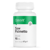 OstroVit Saw Palmetto - 90 tabletek