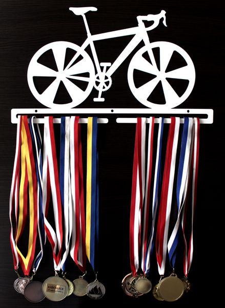 Wieszak na medale ROWER medalówka kolarz szosa MTB zdjęcie 4