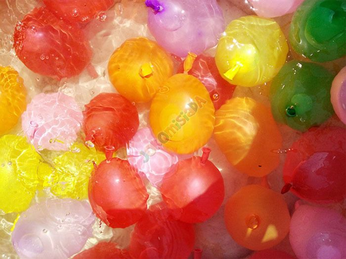 Kolorowe Magiczne BALONY WODNE Śmingus Dyngus zdjęcie 10