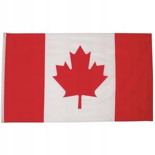 Flaga na maszt 90 x 150 cm Kanada