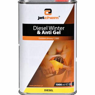 JETCHEM Diesel Winter / Anti Gel NA 1000 l. PALIWA