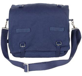 Duża torba BW na ramię niebieska