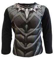 T-Shirt Black Panther 8 lat r128 Licencja Marvel (HS1204.BLACK.8Y)