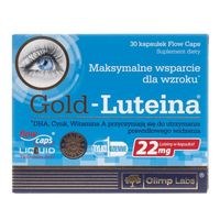 Olimp Gold Luteina - 30 kapsułek