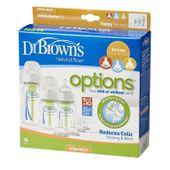 dr Browns butelka 3x , smoczek 7x Zestaw startowy options HIT prezent