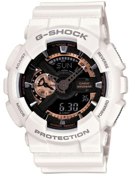Zegarek męski Casio G-SHOCK STRIKE GA-110RG-7AER zdjęcie 1