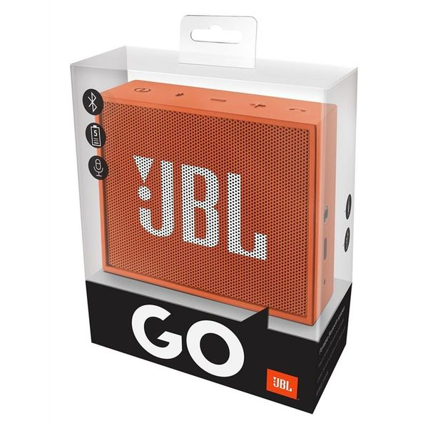 Głośnik Bluetooth JBL JBL GO zdjęcie 3