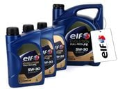 ELF EVOLUTION FULL-TECH FE SOLARIS DPF 5W30 8L