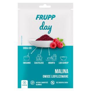 Malina Liofilizowana Grysik Frupp Day Bez Glutenu, 10G