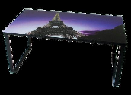 Stolik kawowy pod laptopa Wieża