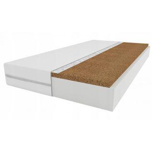 Materac COCO 60x120  KOKOS 120x60 PIKOWANY 10cm