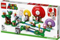 Klocki LEGO Super Mario Bros 71368 Toad szuka skarbu zestaw rozszerzający