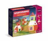 Magformers House Build up set 50 elementów