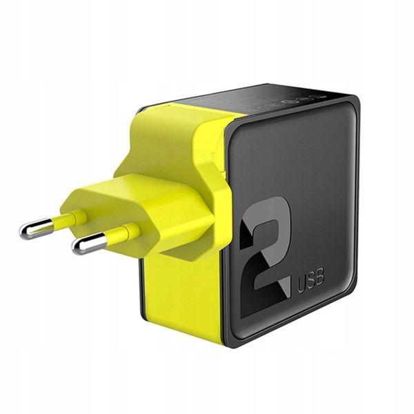 Ładowarka Sieciowa USB ROCK Quick Charge 3.0 30W zdjęcie 9
