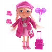 Lalka śpiewająca Bobo 30 cm akcesoria PLAYME