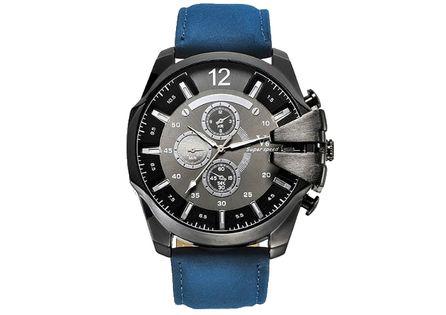 zegarek Vnight&Day Sportowy niebieski