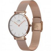 POWeu DANIEL WELLINGTON CLASSIC PETITE MELROSE DW00100163 32mm