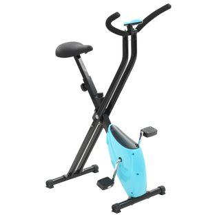 Rowerek Do Ćwiczeń X-Bike, Pasek Oporowy, Niebieski