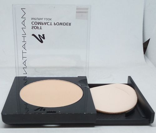 MANHATTAN Soft Compact puder waniliowy nr 8 vanilla na Arena.pl