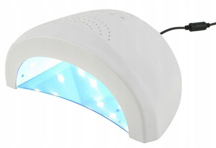 Mocna Lampa UV Dual LED Żele Hybrydy 48W SUNshine zdjęcie 5