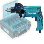 Makita HP1630K wiertarka udarowa 710W w walizce