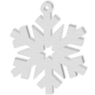 styropianowe ŚNIEŻKI płatki śniegu 10 szt 20 cm