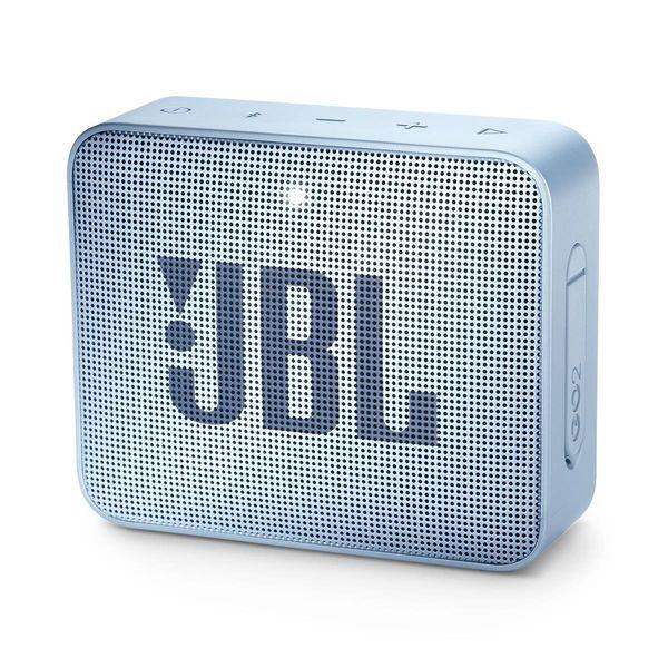 Głośnik bluetooth JBL GO 2  (kolor niebieski) zdjęcie 1