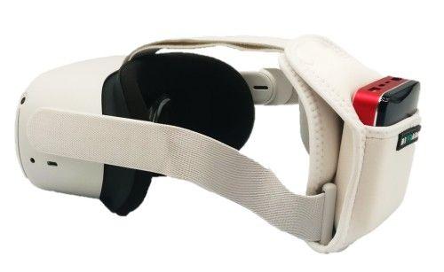 Powerbank dla Oculus Quest 2 z uchwytem i kablem