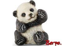Schleich 14734 Mała bawiąca się panda