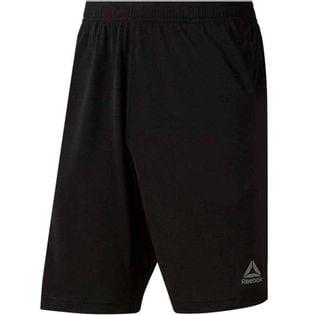 Spodenki męskie Reebok TE Jersey Short czarne D94207