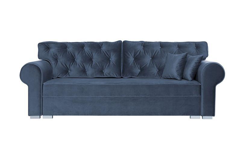 Sofa Kanapa 250cm Beżowa MONIKA PIK  różne kolory obić NC zdjęcie 13