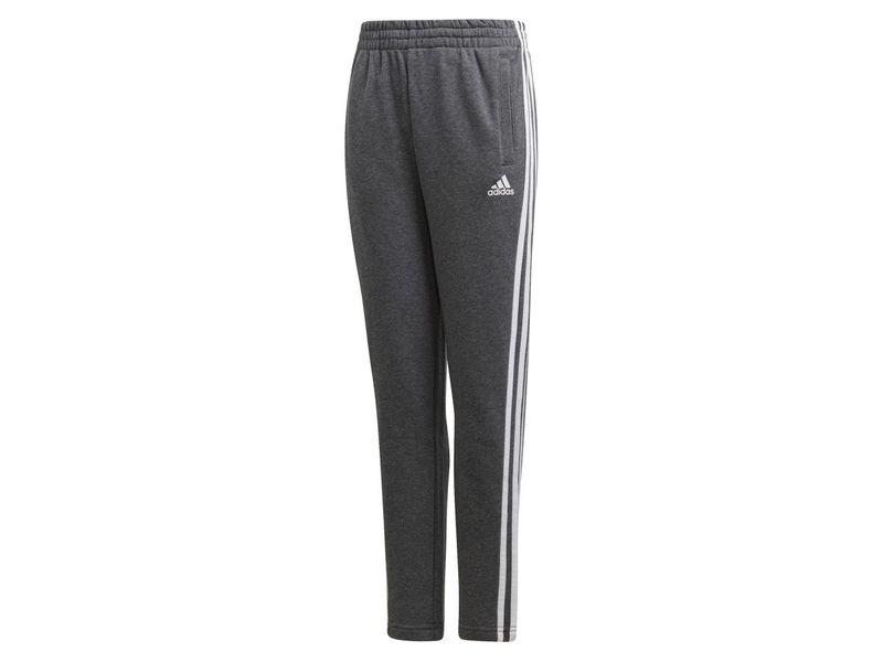 Spodnie męskie adidas Essentials 3S T Pant FT granatowe DU0460