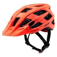 Kask rowerowy Radvik Skjord Tangerine Tango/Phantom pomarańczowy rozmiar L