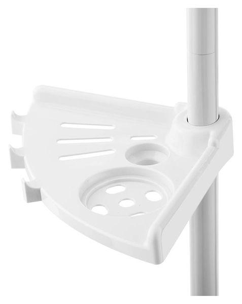 Półka Narożna Do łazienki Teleskopowa Uniprodo Unishelf02